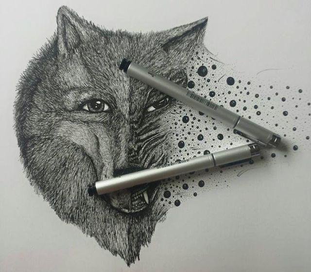 Sometimes I draw and stuff....